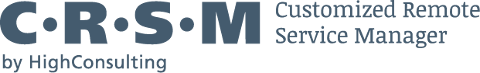 CRSM  - Fernwartung für die Industrie 4.0 Logo