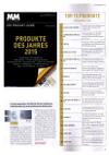 MM Maschinenamrkt - Produkte des Jahres 2015